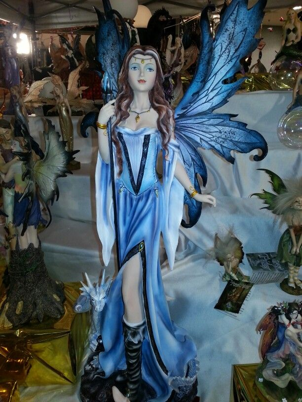 Fata azzurra alpes alta 70 cm for sale