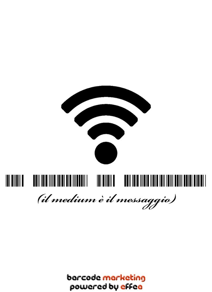 Barcode Marketing: il medium è il messaggio