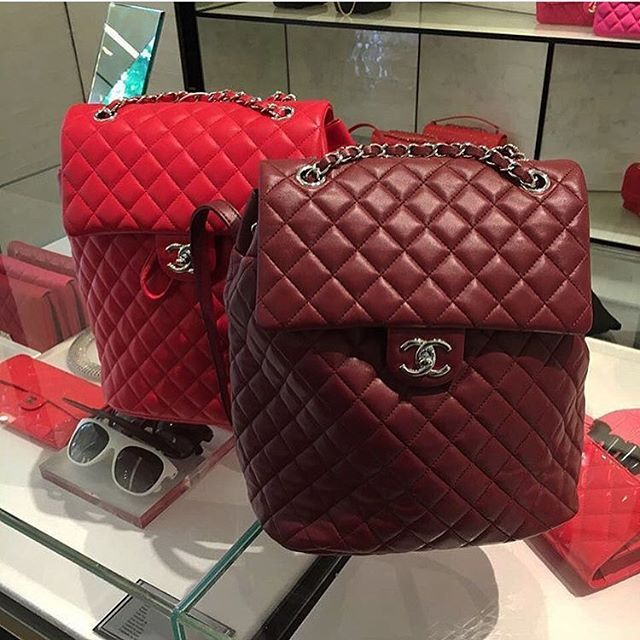 33d7c4fe5483 Chanel backpacks 2016 | > Designer bags / purse < | Chanel backpack, Bags,  Fashion bags