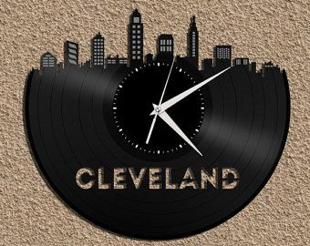 Rare Vinyl Records, Arts & Vintage Music Accessories https://www.etsy.com/shop/VinylShopUS Art, wall decor, gift, skyline, vinyl record, repurposed, personalized, upcycled.
