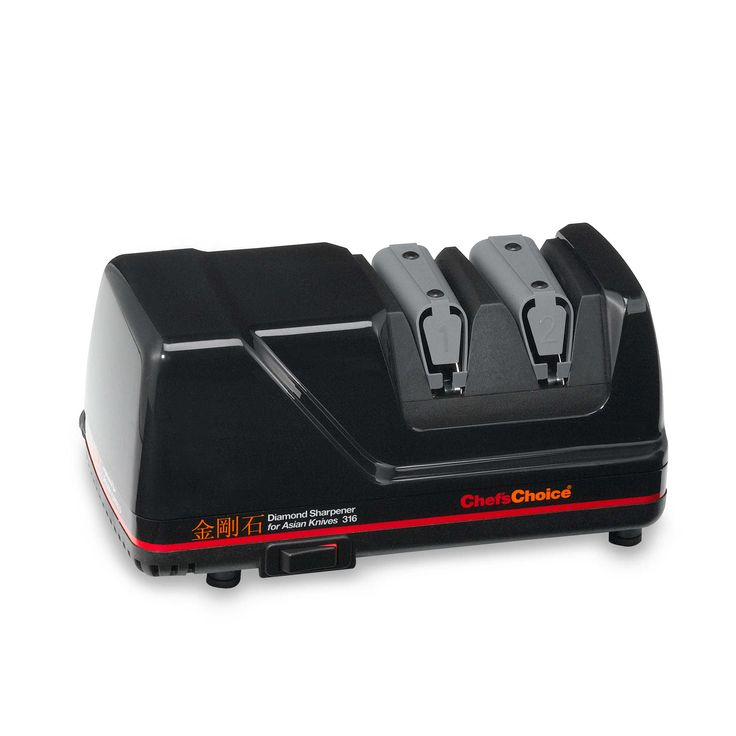 Chef'sChoice® Asian Knife Sharpener When bought @ Bed Bath &Beyond used a 20%off coupon!