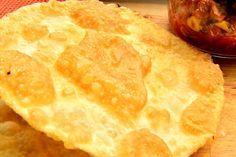 Рецепт Пури из Пшеничной Муки | ИНДИЙСКАЯ КУХНЯ