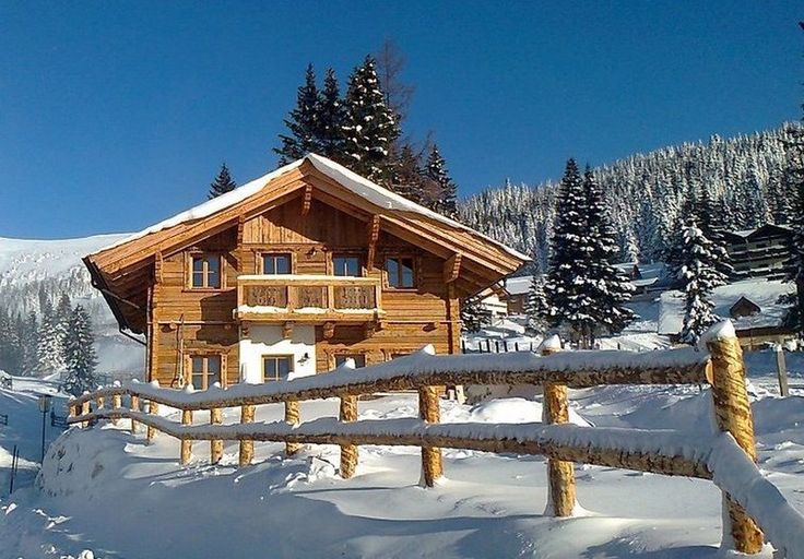 Hütte GEI-STM Lachtal Hütte/Hut 8 Personen in Lachtal, Urlaubsregion Murau, Steiermark mieten