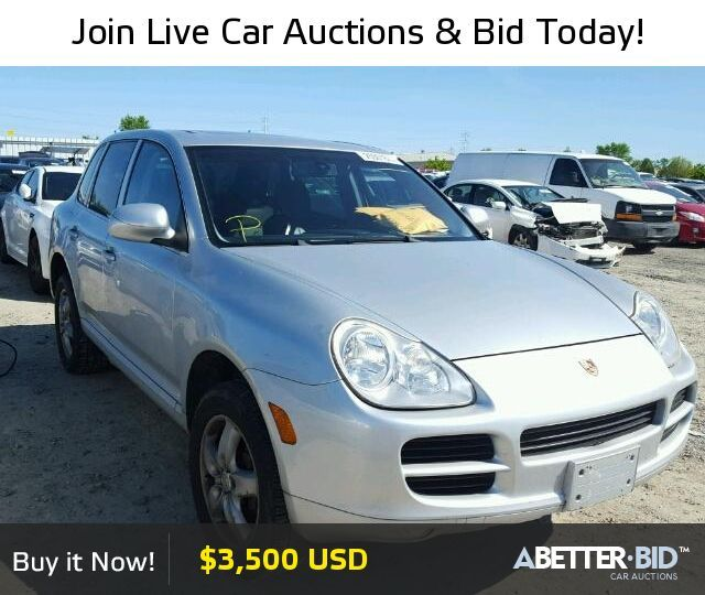 Cool Exotic cars 2017: Salvage  2006 PORSCHE CAYENNE for Sale - WP1AA29P86LA20273 - abetter.bid/......  Salvage Exotic and Luxury Cars for Sale Check more at http://autoboard.pro/2017/2017/06/24/exotic-cars-2017-salvage-2006-porsche-cayenne-for-sale-wp1aa29p86la20273-abetter-bid-salvage-exotic-and-luxury-cars-for-sale/