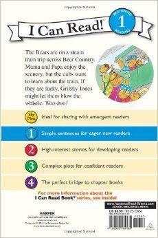 Amazon.com: The Berenstain Bears: All Aboard! (I Can Read Book 1) (9780060574185): Jan Berenstain, Mike Berenstain: Books