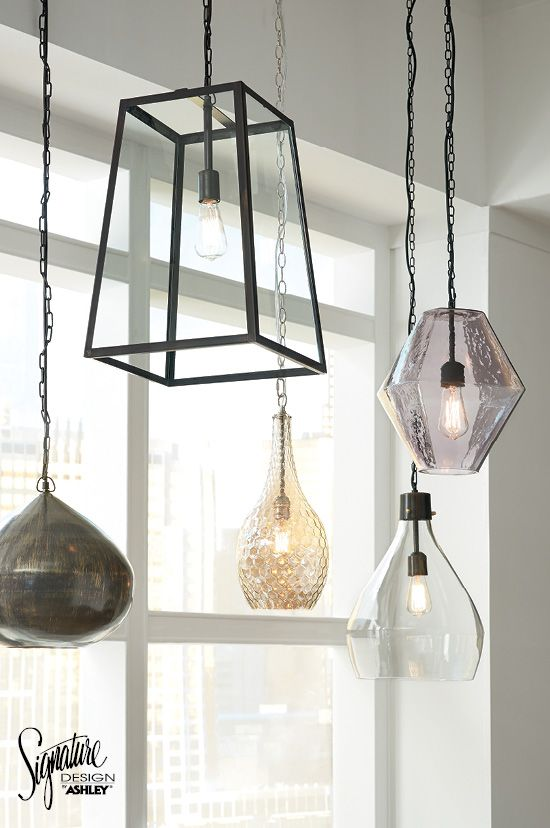 Complete your room with stylish and eye catching pendant lamps  Signature  Design by Ashley   Lighting   Lamps52 best Lamps   Lighting images on Pinterest   Lamp light  Light  . Ashley Lighting. Home Design Ideas