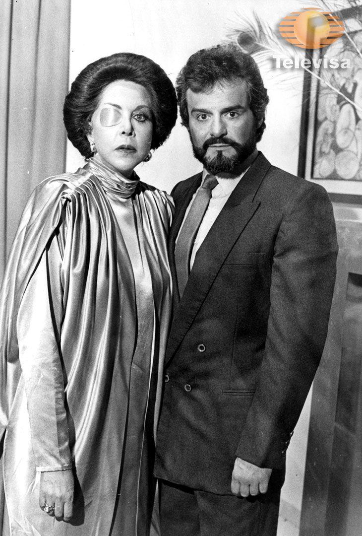 Catalina Creel y José Carlos Larios