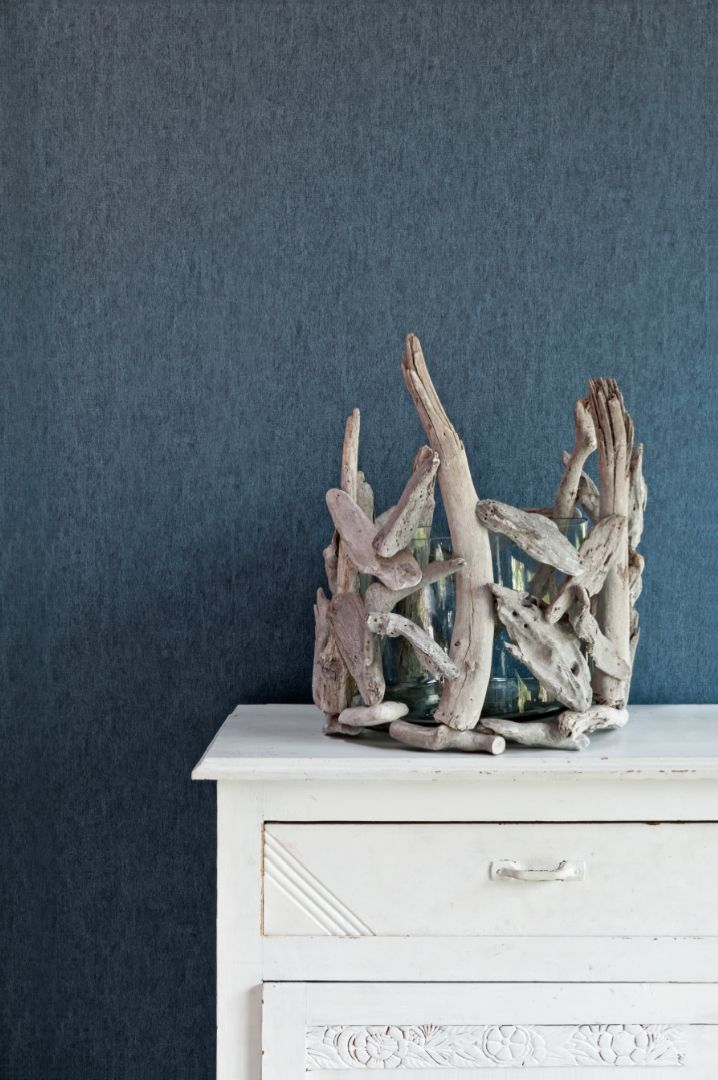 Behang denim / Wallpaper denim collection More Than Elements - BN Wallcoverings