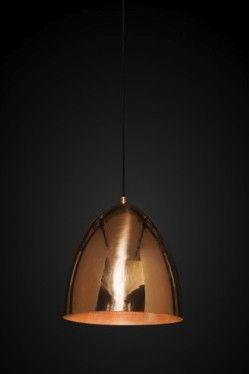Copper Egg Pendant image