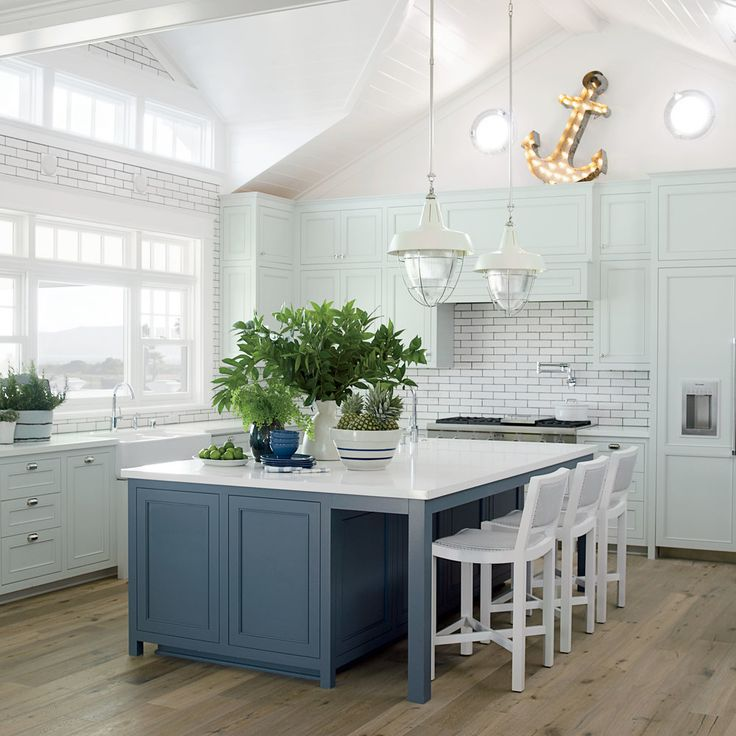 Best 25 Beach Cottage Kitchens Ideas On Pinterest: 25+ Best Ideas About Coastal Kitchens On Pinterest