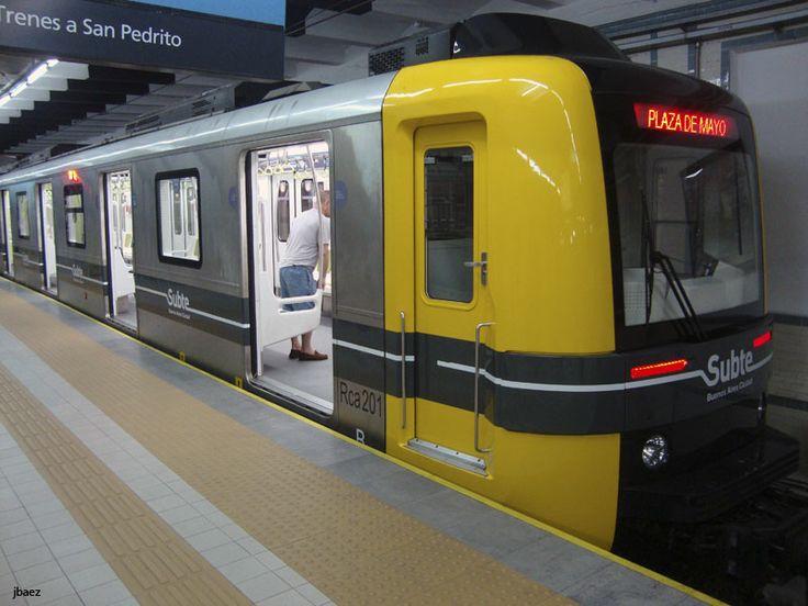 Trenes De Buenos Aires