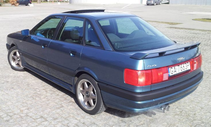Audi 80 With Kamei Bodykit Classic Cars Pinterest Cars