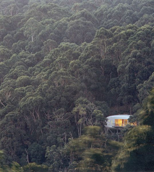 Residential Cocoon in Wye River, Coastal Victoria.