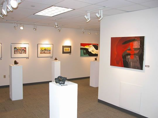 art gallery track lighting. museum and art gallery lighting a recommended practice track l