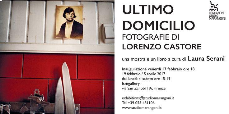 mostra ULTIMO DOMICILIO di Lorenzo Castore, a cura di Laura Serani @fsmgallery