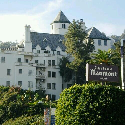 Chateau marmont celebrity history