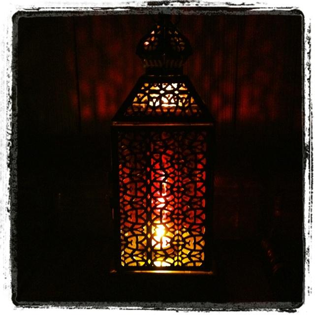 Ramadan Kareem Lantern Arabesque Ramadan Lantern