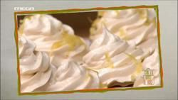 Cupcakes λεμόνι με frosting λεμονιού
