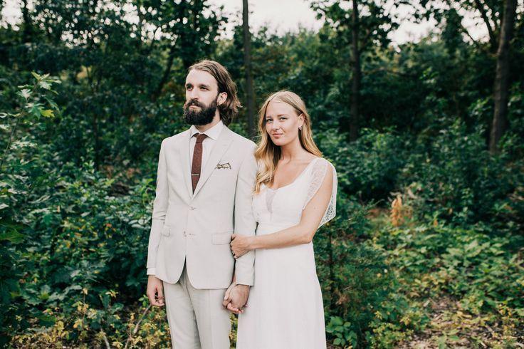 Vintage indie wedding
