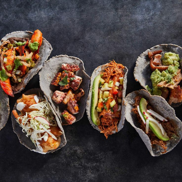 CAs Food & Drink | The Best Taco Tuesdays in Every San Diego Neighborhood - Considering Tijuana is closer to San Diego than any other major U.S. city, it's no wonder the Mexican food here is so legit. San Diego's home to hundreds of Mexican restaurants, and on Tuesday, they all lower their prices to make the work week a little more bearable. It's a true public service, and we appreciate it greatly. Pictured: Puesto