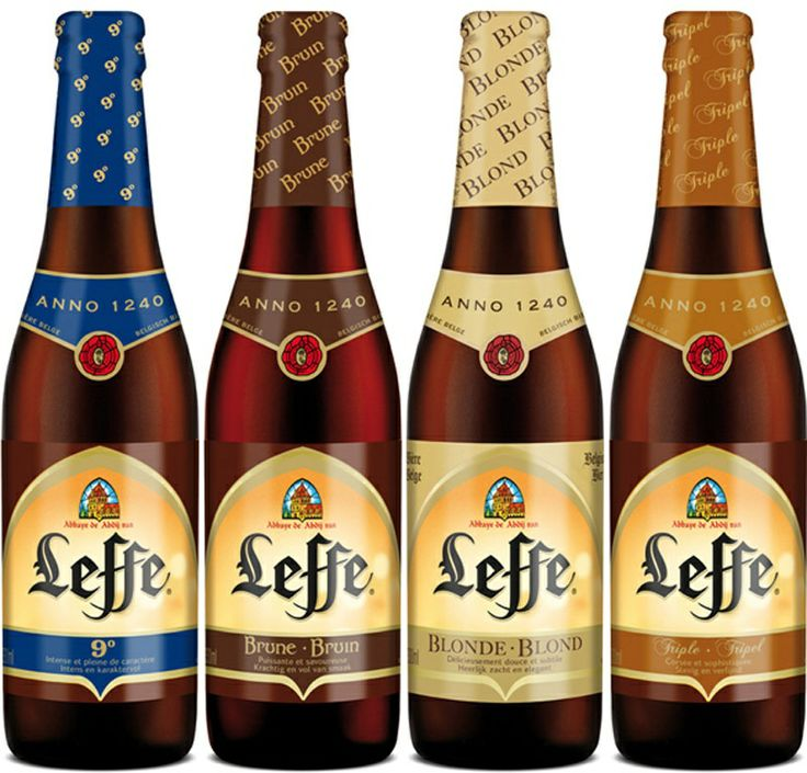 Leffe  AB InBev - Belgium