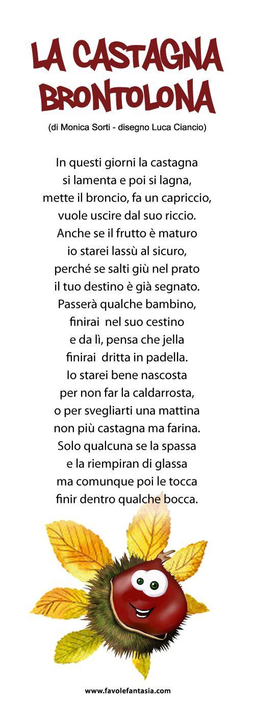 La castagna brontolona _Monica Sorti