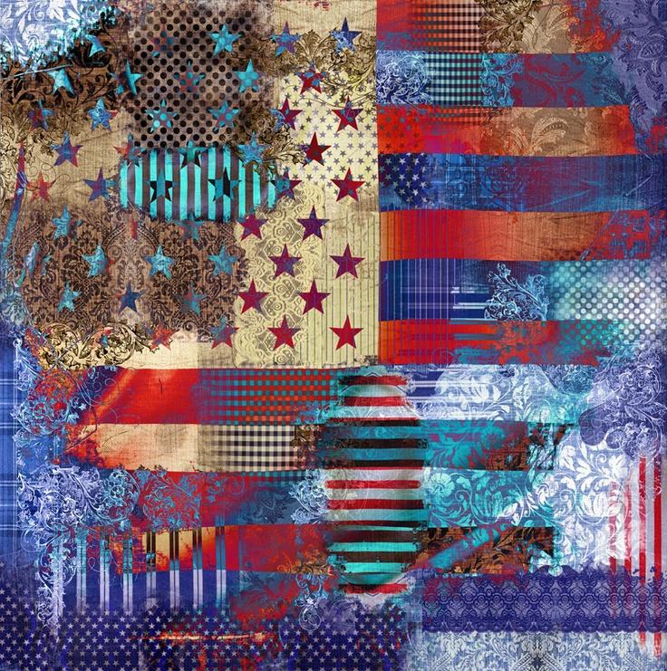 Annie P. print for Art Stars Polo Jeans