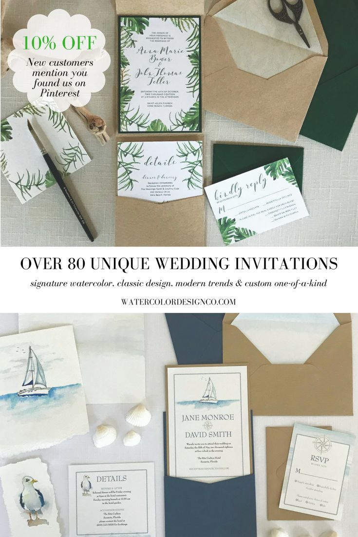 80 Best Wedding Invitations Images On Pinterest