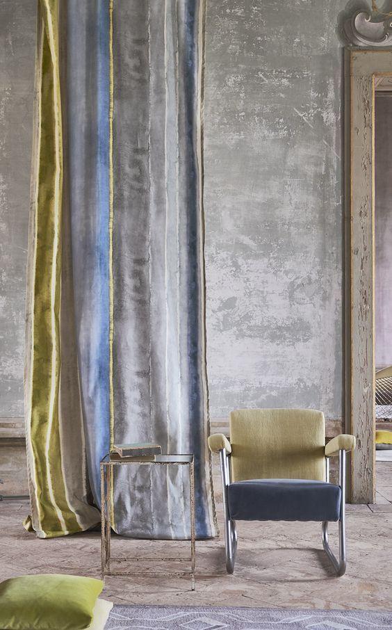 Chareau De nieuwe Designers Guild Collectie | Fabric Collection ...