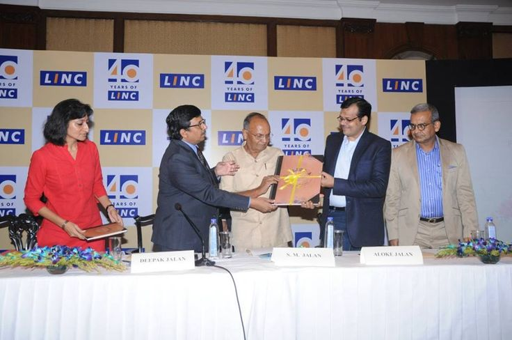 Unveiling the book which talks about the legacy of Linc Pens