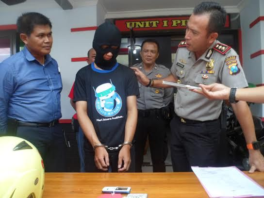 Polres Pasuruan Bekuk Pembunuh Waria   TRIBRATANEWS JAWA TIMUR
