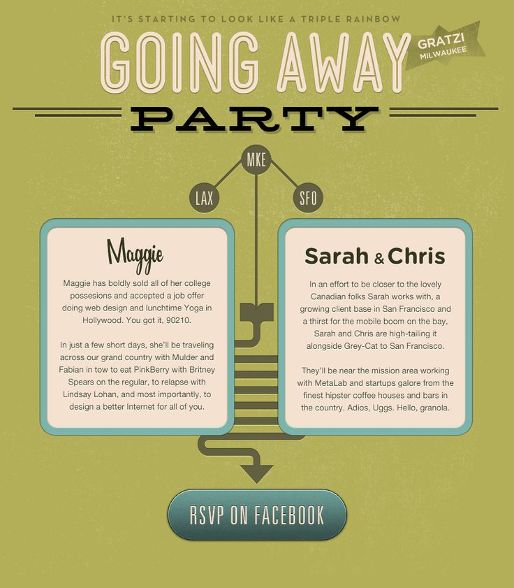 11 best Going Away Party images on Pinterest Farewell parties - farewell invitation template