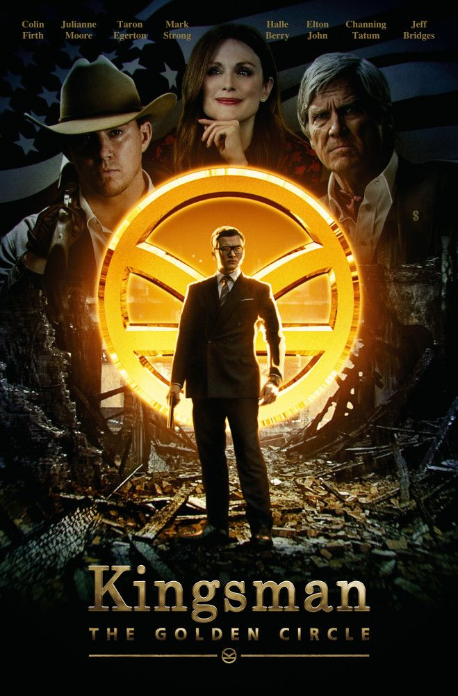 Kingsman Poster Kingsman movie, Kingsman, Kingsman the