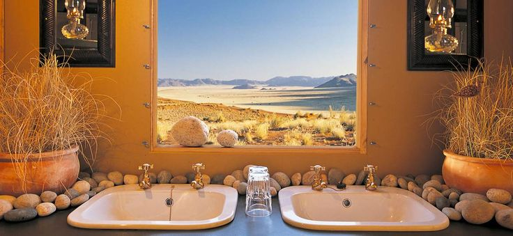 Lodge Suite - Lodges & Camps - Wolwedans NamibRand Reserve - Namibia