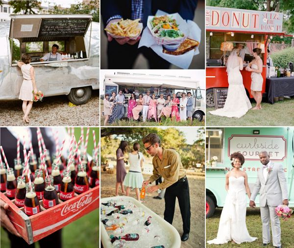 catering bruiloft festival