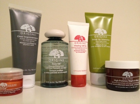 Top 6 Origins Skincare Products