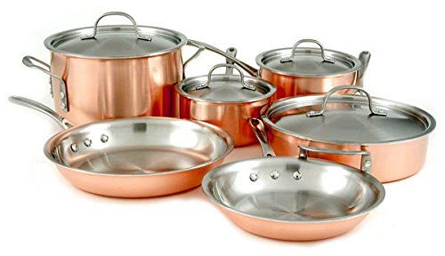 24 Best Copper Cookware Images On Pinterest Copper