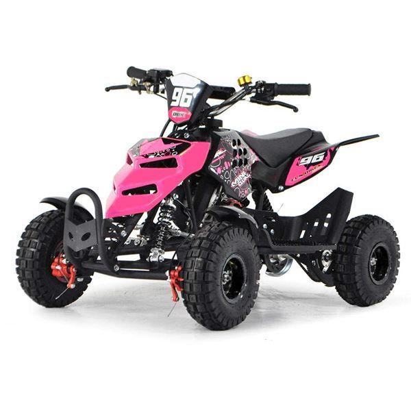 49cc Pink Kids Mini Quad Bike Quad Bike Bike Quad