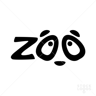 #Logo for a zoo. Simple but gets the point across that its about the zoo/animals.