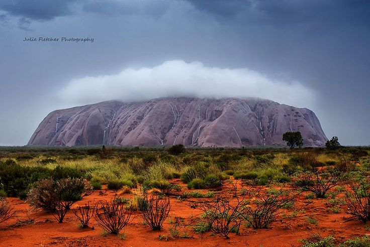 City Girl Escapes to the Australian Outback to Capture Images of Amazingness ~ Photograph by Julie Fletcher