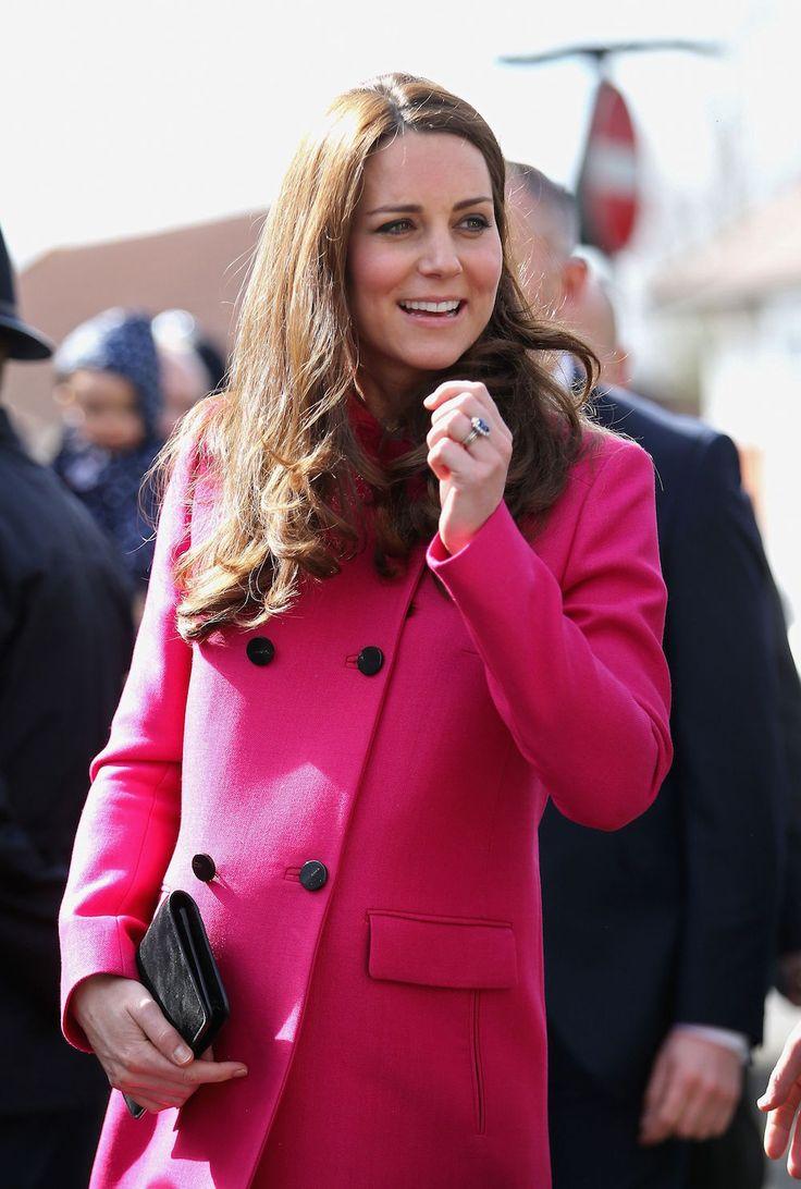 Dít is de mooiste outfit van Kate Middleton tijdens haar zwangerschap