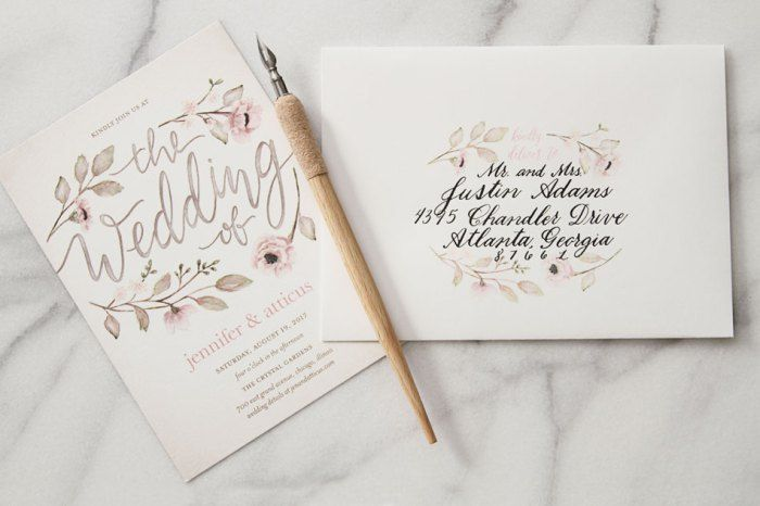 DIY Wedding Calligraphy Tips – Unveiled by Zola