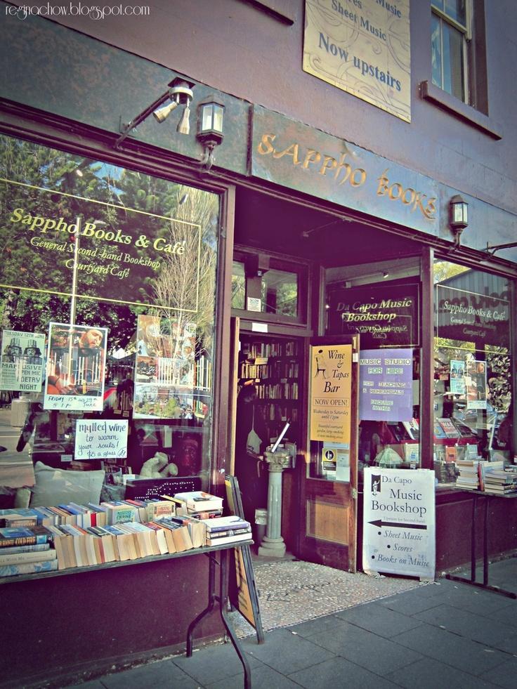 Gem of a bookstore in Glebe