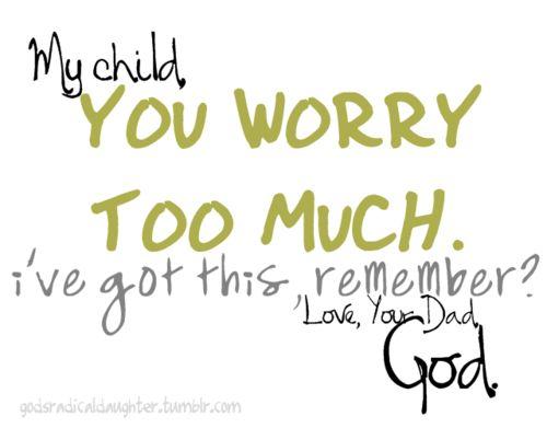 Thanks, God.