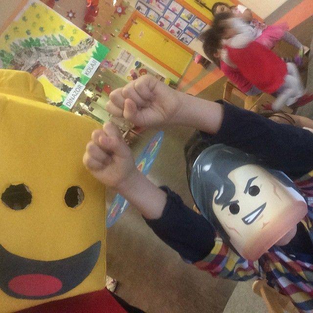 Lego Adam & Superman Selfisi!