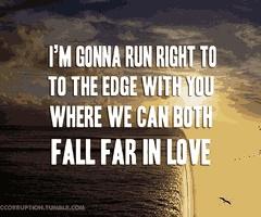 Edge of glory (tumblr)