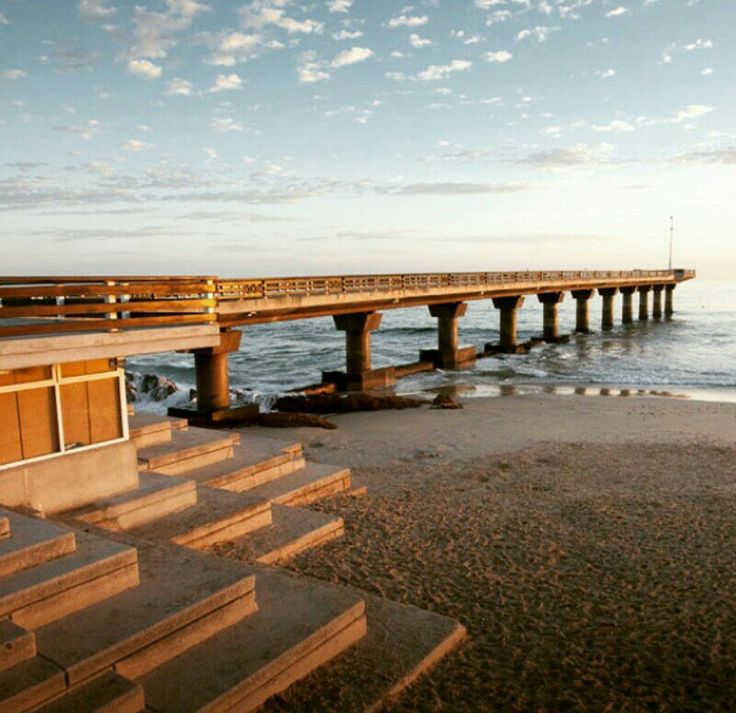 Shark Rock Pier