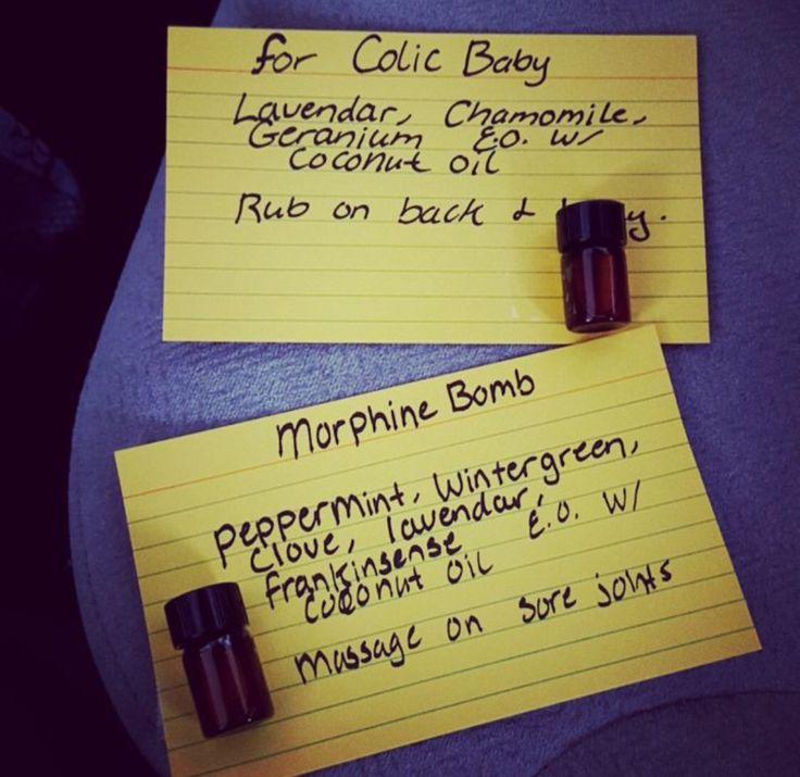 Colic Blend & Morphine bomb                                                                                                                                                     More