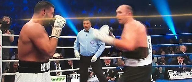 Deutsch - Libanesen Manuel Charr wird Boxweltmeister WBA