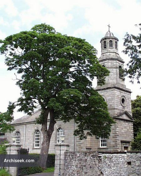 1771 - Royal Hibernian Military School Chapel, Phoenix Park, Dublin